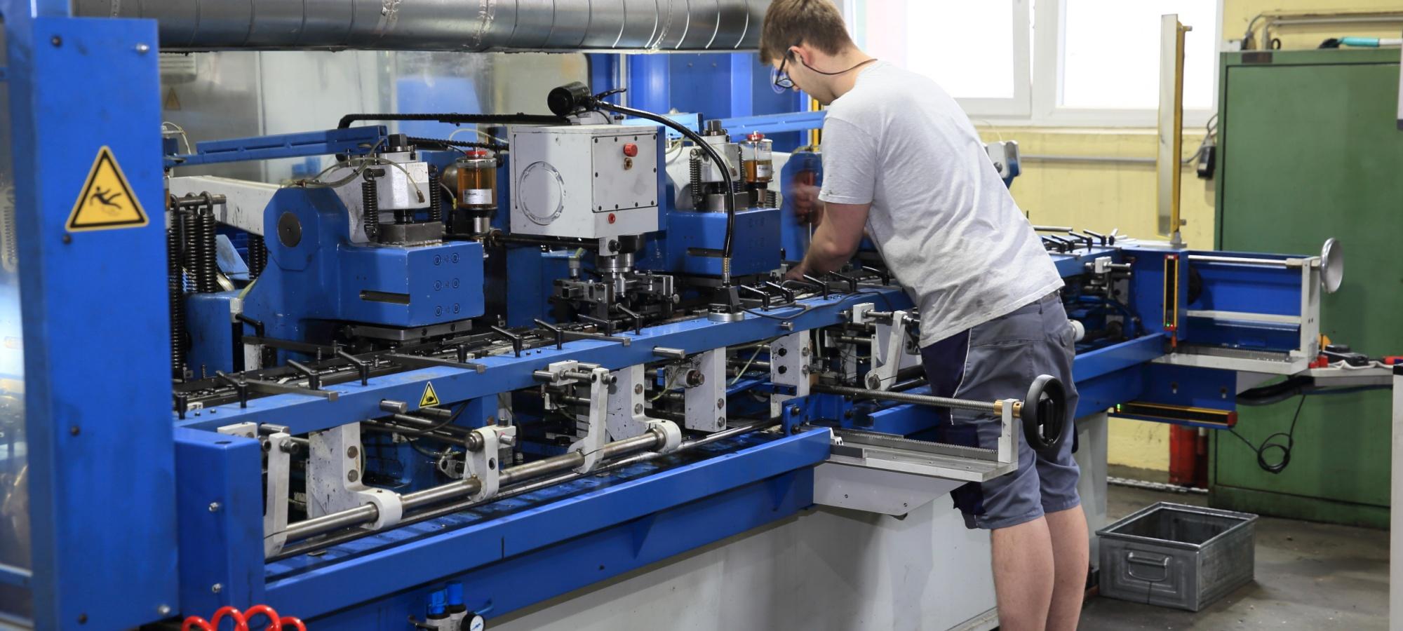Mitarbeiter/in Mechatronik, Anlagetechnik und Instandhaltung (m/w/d)-